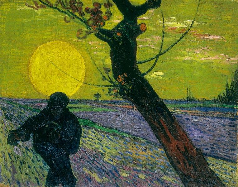 Vincent van gogh il mistero del centimetro di tela for La citta con il museo van gogh