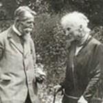 Anna e suo fratello Eugene Boch nel 1930.