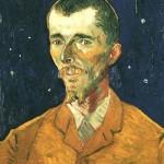 Eugene Boch - dipinto da Van Gogh nel 1888