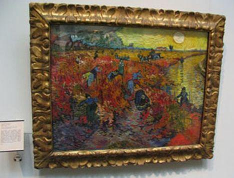 Vincent van gogh vendette un solo quadro in vita il for La citta con il museo van gogh