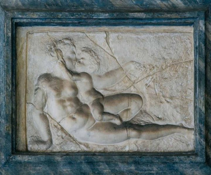 Michelangelo-formella-inedita