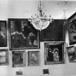 Sergei Shchukin, foto di una sala della sua collezione