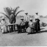 1912-Tell-el-Amarna-visita-del-principe-Johann-Georg-di-Sassonia-e-la-principessa-Matilde-di-Sassonia.j
