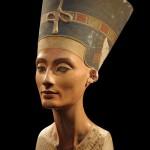 Busto di Nefertiti a Berlino