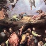 """La """"Trasfigurazione"""", uno dei capolavori dell'ultimo periodo di Raffaello"""