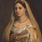 La donna velata (c. 1516), dipinto di Raffaello raffigurante Margherita