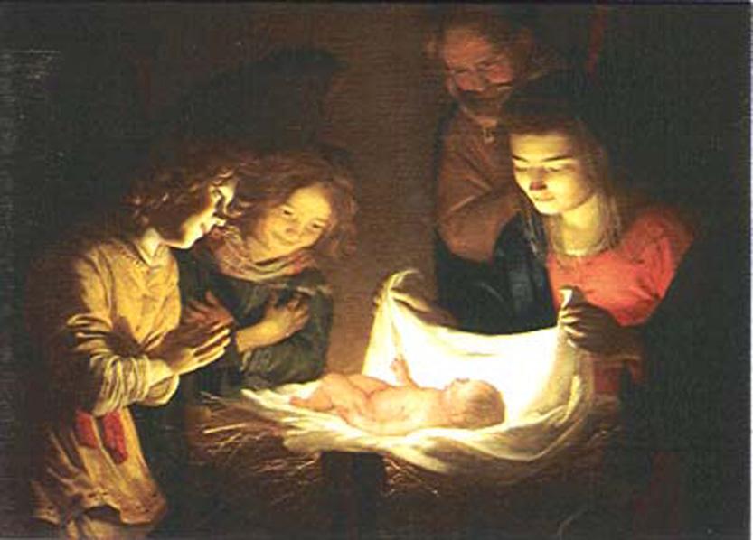 Immagini Natalizie Sacre.Il Natale Nell Arte I Dipinti Piu Belli Buon Natale A
