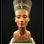Nefertiti busto -