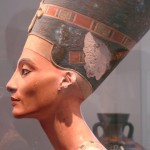 Nefertiti busto--