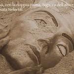 Nefertiti prima foto del ritrovamento