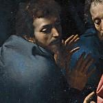 la «Trasfigurazione» particolare, Testa di giovane apostolo di Raffaello