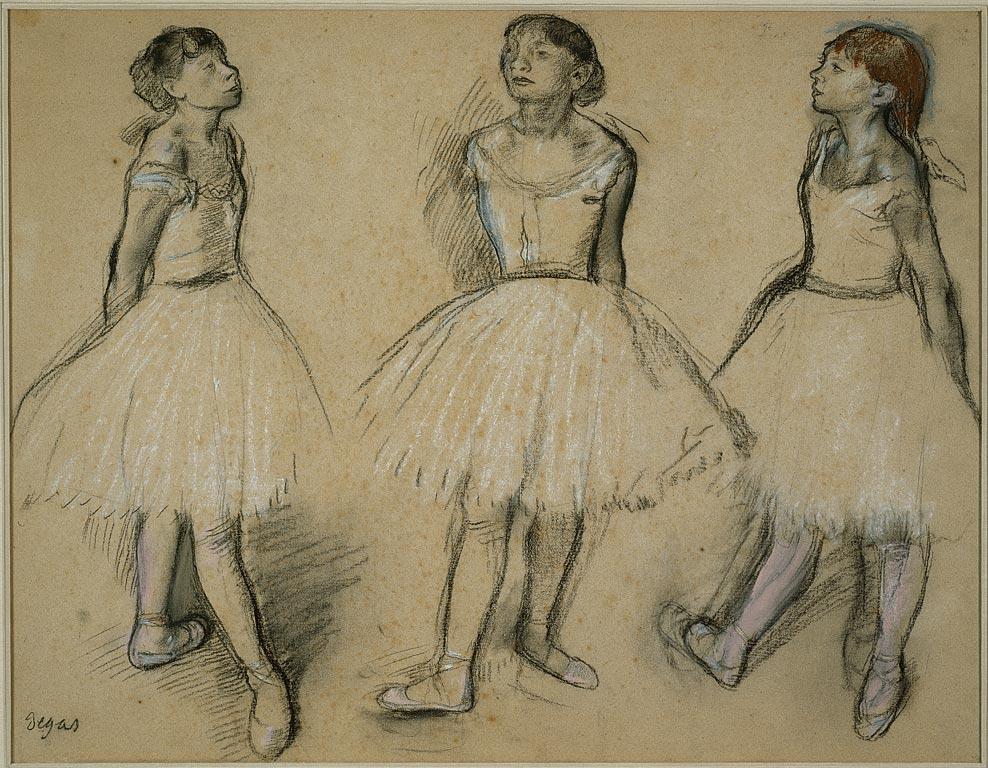 Disegno Di Una Ballerina : S preparazione disegno della ballerina