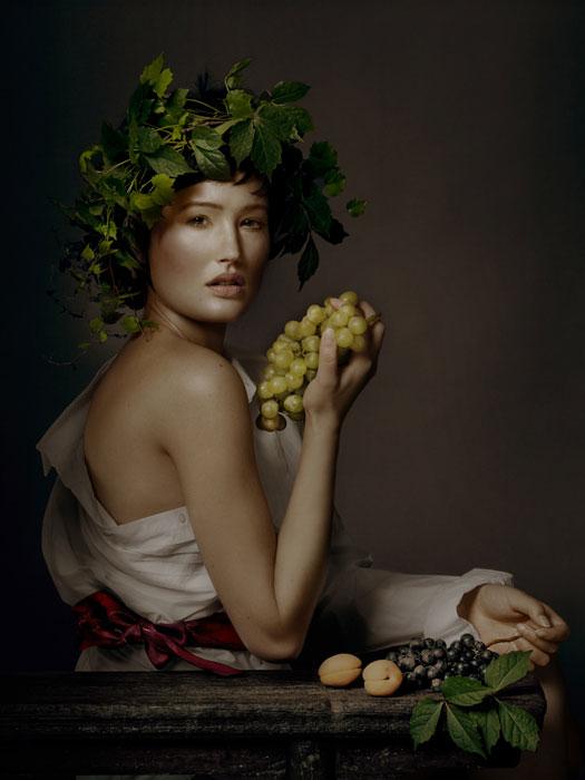 JOSEF FISCHNALLER: celebri dipinti della pittura classica ...