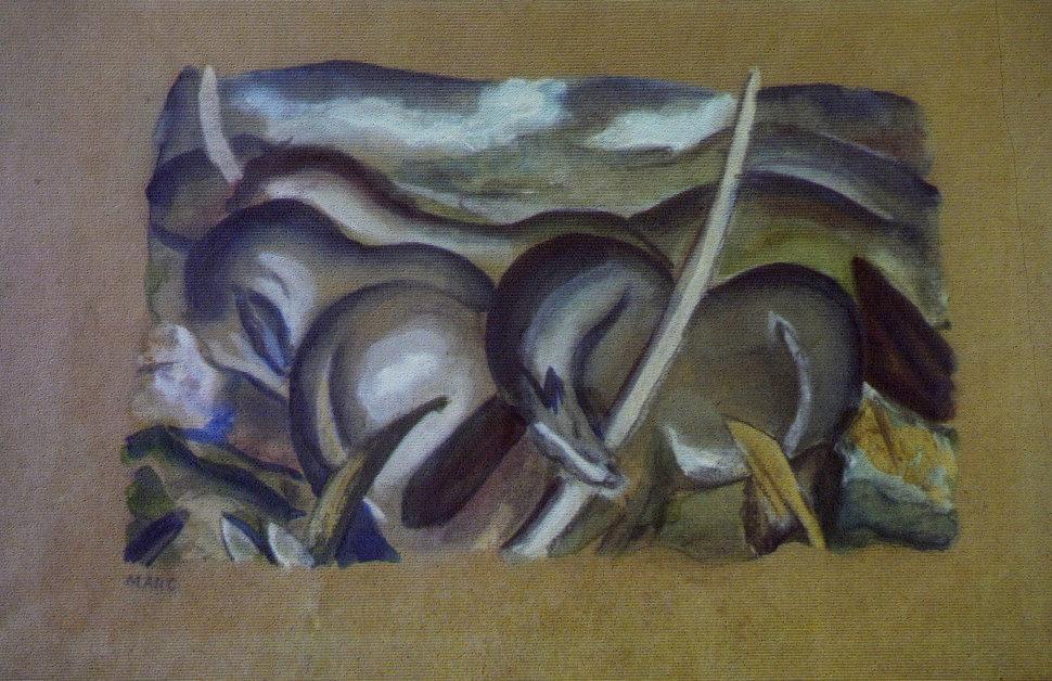 Le prime undici foto dei quadri ritrovati a Monaco | iononcercoiotrovo